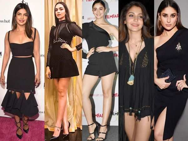 8 B-town beauties that hit the bulls-eye with their LBDs