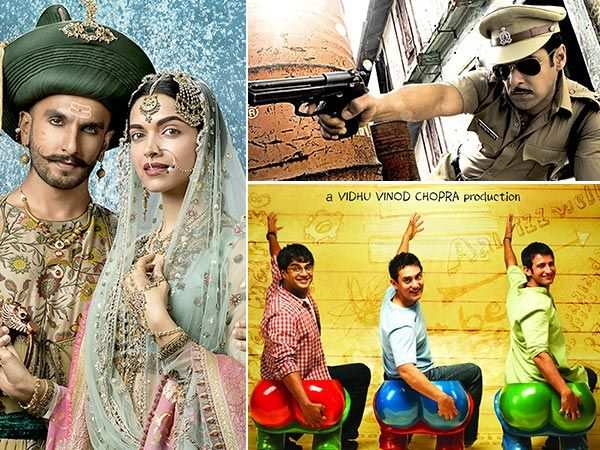 Bollywood movies that won the Filmfare Best Film Award in the last decade