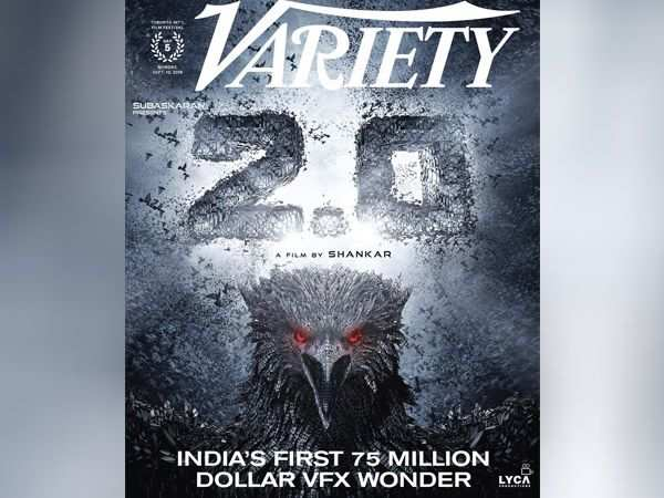 Over 3000 technicians from around the world worked on Akshay Kumar's 2.0