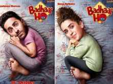 Oh fresh! Check out the latest posters of Ayushmann Khurrana's Badhaai Ho
