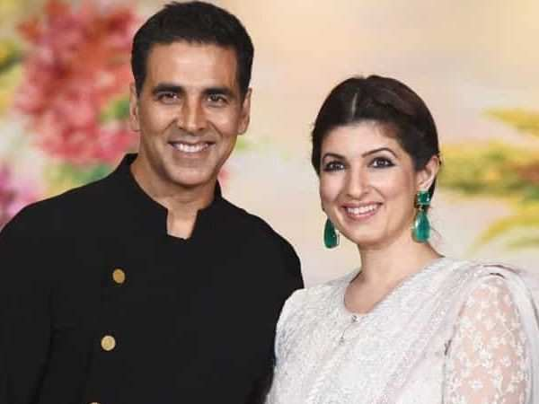 Akshay Kumar disapproves of Twinkle Khanna's fantasy and we know why