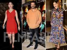Anil Kapoor attends the special screening of Love Sonia