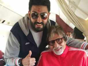 Abhishek Bachchan speaks on being compared with father Amitabh Bachchan