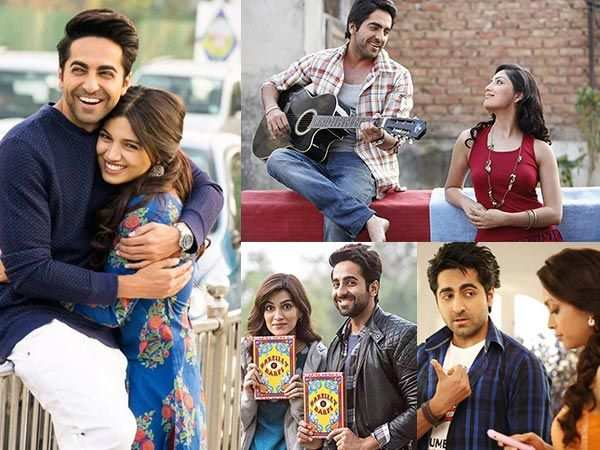 Birthday Special: The best of Ayushmann Khurrana