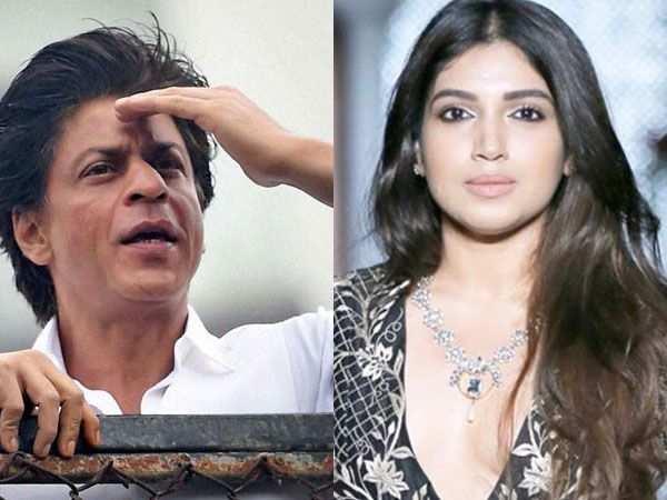 Will Bhumi Pednekar's next be opposite Shah Rukh Khan?