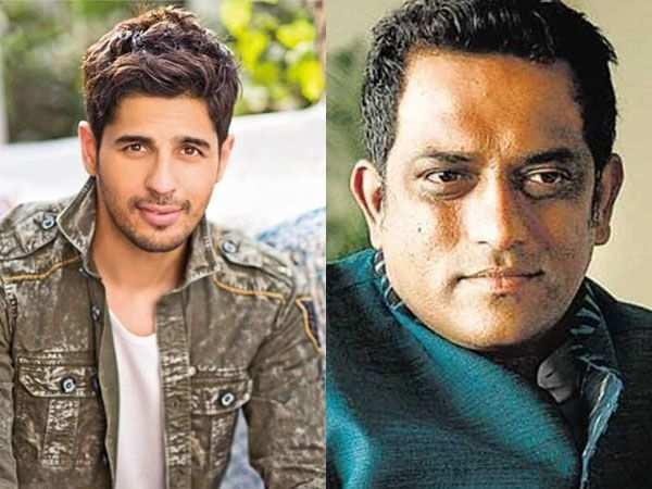Has Sidharth Malhotra stepped out of Anurag Basu's next?