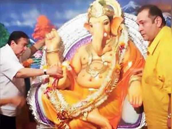 The last Ganesha Chaturthi celebrations of RK Studios to end on this day