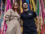 Varun Dhawan and Anushka Sharma become the faces of Skill India Campaign