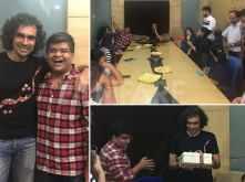 Imtiaz Ali visits the Filmfare office