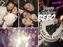 Inside Pictures! Kareena Kapoor Khan's 38th birthday celebrations