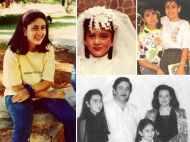Kareena Kapoor Khan's rare childhood pictures