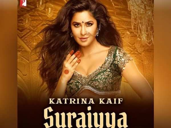 katrina kaif stuns as suraiyya in her first look from thugs of
