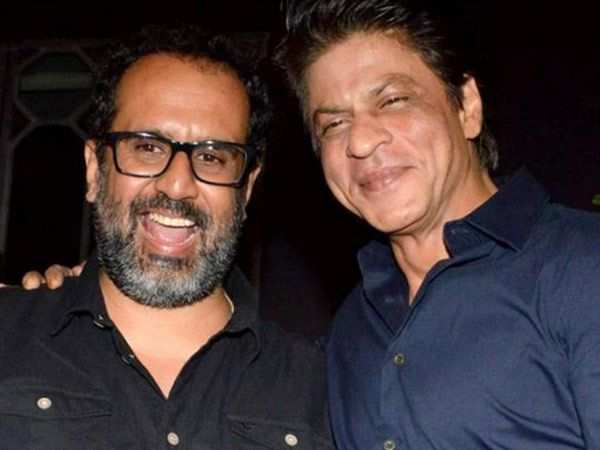 """""""SRK is very sure about himself."""" – Aanand L Rai on his Zero hero"""