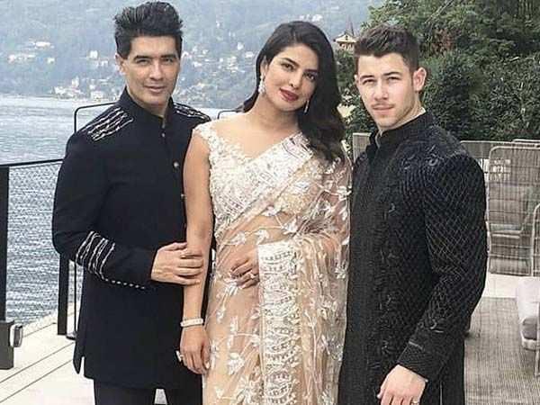 Priyanka Chopra and Nick Jonas take the traditional route in Italy