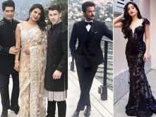 Pictures: Isha Ambani and Anand Piramal's star-studded engagement ceremony