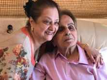 Dilip Kumar finally discharged from the hospital after two weeks