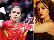 Shraddha Kapoor starts shooting for Saina Nehwal's biopic