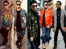 Fashion Week! Karan Johar slays 7 looks in 7 days