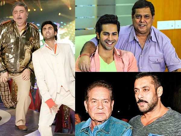 Most successful father-son duos in Bollywood