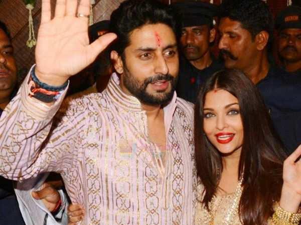 Aishwarya Rai Bachchan is a wannabe director claims Abhishek Bachchanan
