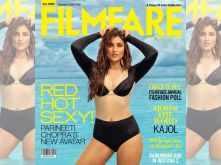 Parineeti Chopra sizzles on the latest Filmfare cover