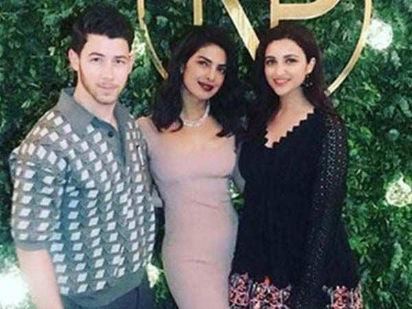 Parineeti Chopra reveals her first reaction on Priyanka dating Nick Jonas