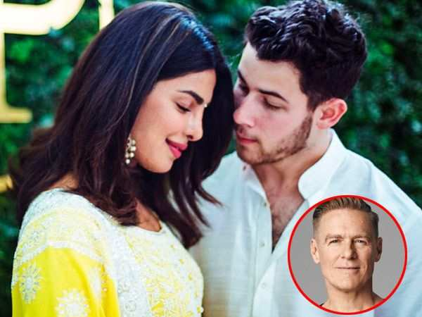Nick Jonas is very lucky to have Priyanka Chopra, says Bryan Adams