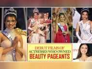 Debut films of actresses who won beauty pageants