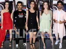 Rajkummar Rao and Shraddha Kapoor celebrate the super success of Stree