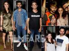 Alia Bhatt attends her best friend's birthday bash along with other stars