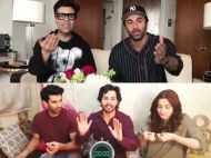 Video! Ranbir Kapoor accepts Alia Bhatt's challenge