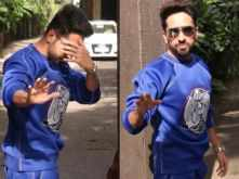 What's the good news that B-town is telling Ayushmann Badhaai Ho for?