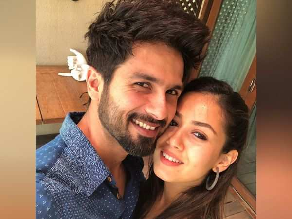 JUST IN! Shahid Kapoor and Mira Kapoor name their newborn Zain Kapoor