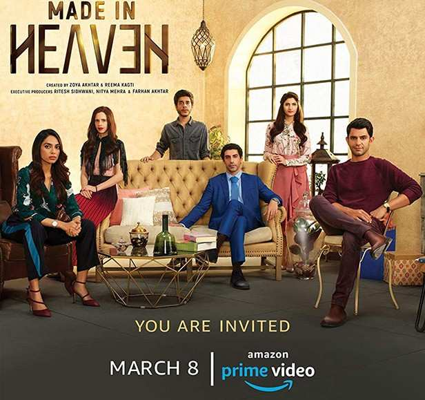 Made In Heaven Indian Web Series
