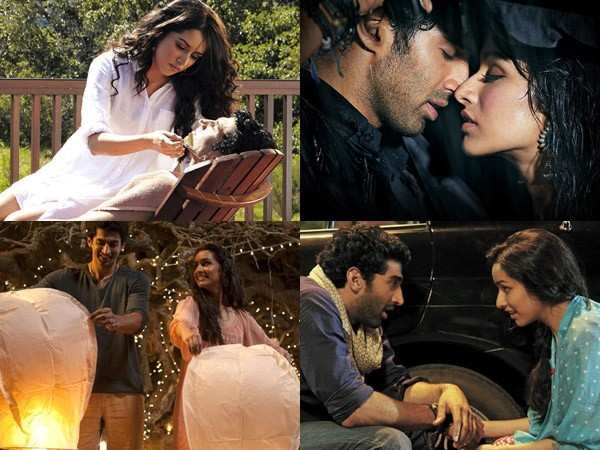 Best moments from Aditya Roy Kapur and Shraddha Kapoor's Aashiqui 2