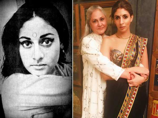 Abhishek and Shweta Bachchan wish Jaya Bachchan on her 71st birthday