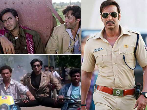Ajay Devgn's 10 Best Action Movies