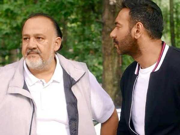 Ajay Devgn talks about Alok Nath being a part of De De Pyaar De