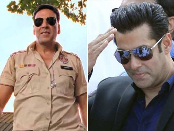 Salman Khan's Inshallah and Akshay Kumar's Sooryavanshi to clash on Eid '20
