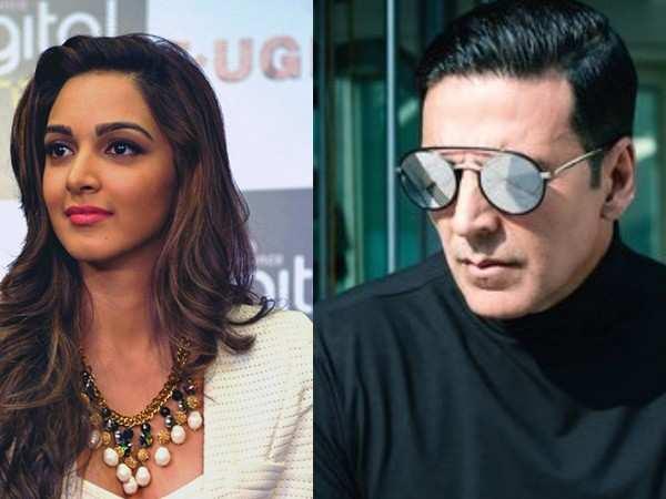 Akshay Kumar to romance Kiara Advani in his next project?