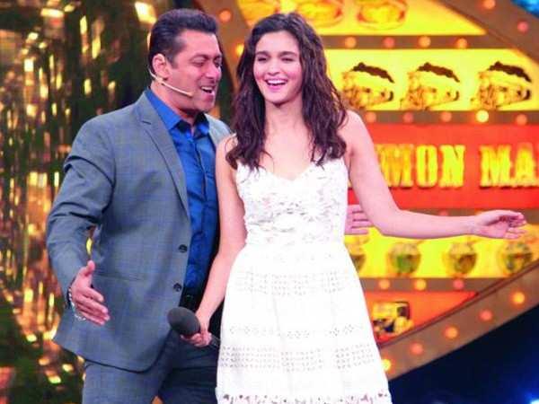 Alia Bhatt speaks up against the criticism of romancing Salman Khan