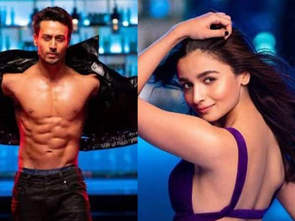 Alia Bhatt and Tiger Shroff are all set to turn up the heat in the Hook Up