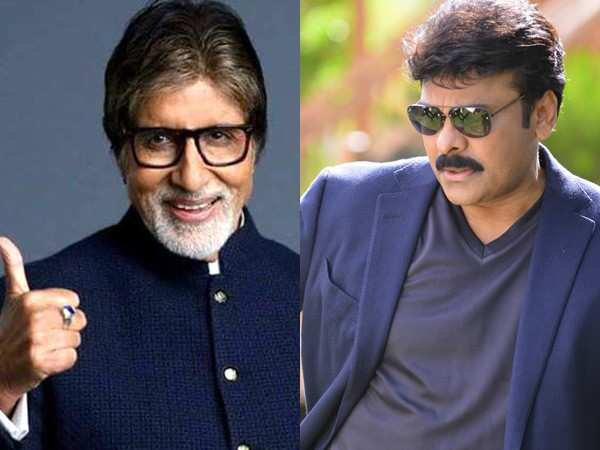 All you need to know about Amitabh Bachchan's film with Chiranjeevi