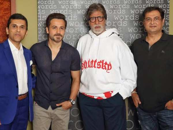 Amitabh Bachchan and Emraan Hashmi to work together for the first time