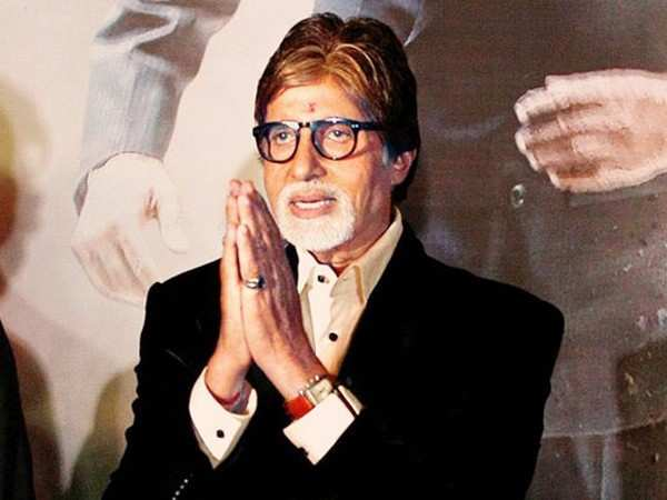 Deets about how Amitabh Bachchan's act of kindness saved a life