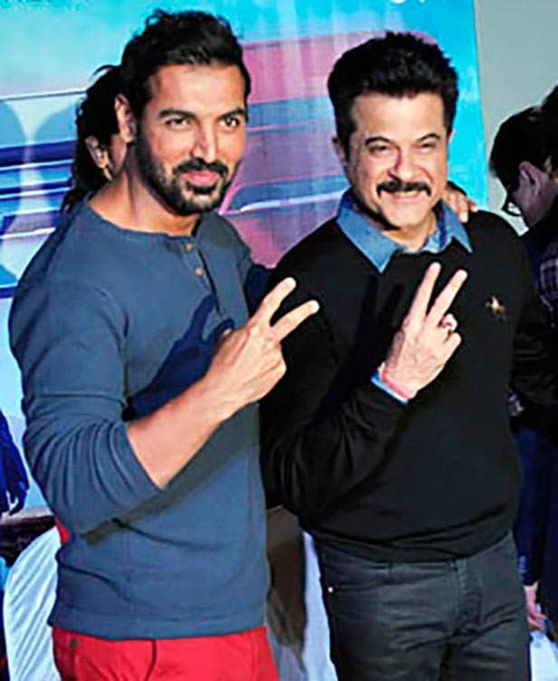 Anil and John