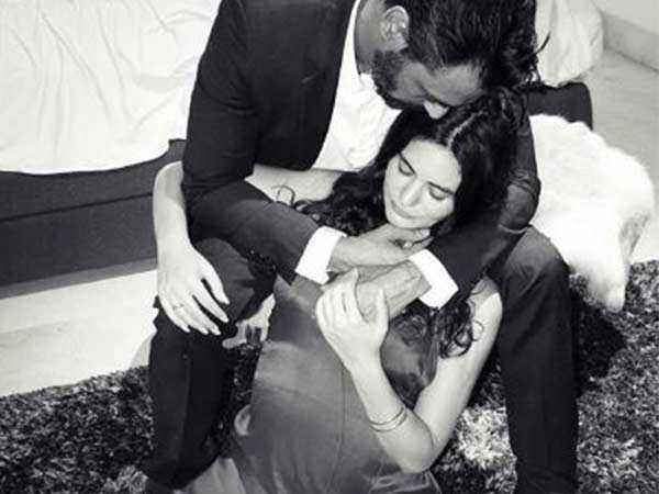 Arjun Rampal, his girlfriend Gabriella Demetriades share good news with fans