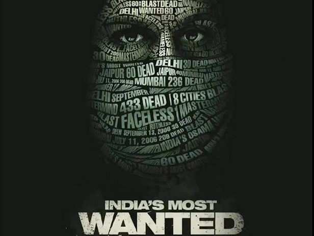 Arjun Kapoor shines in the teaser of India's Most Wanted