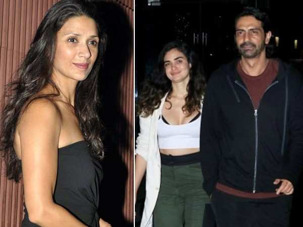 Mehr Jesia reacts to Arjun Rampal soon becoming a father again
