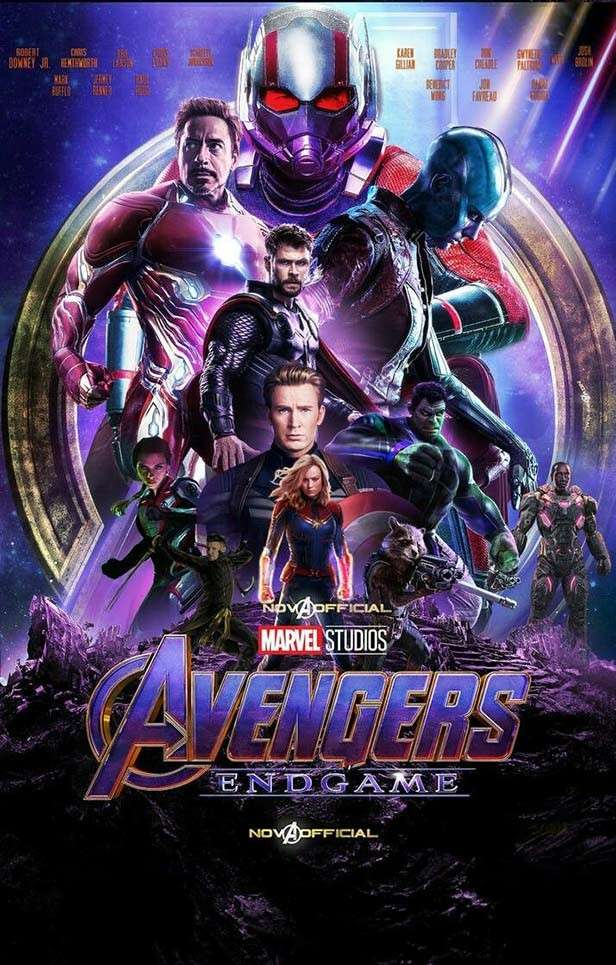 Avengers Endgame smashes box-office records in India